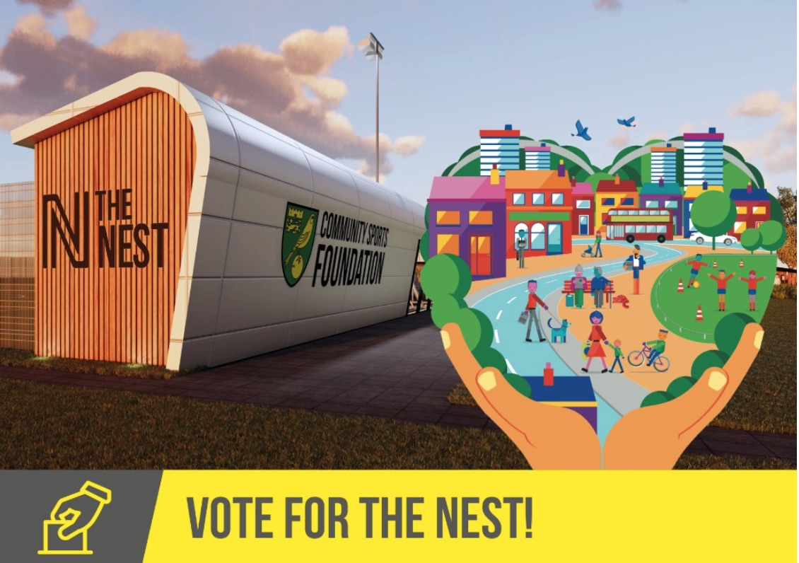 Vote for the nest