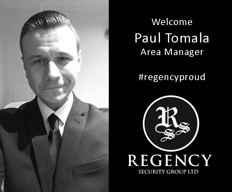 Regency Security Paul Tomala