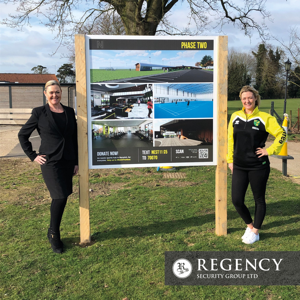 Regency Security announces CSF as their Charity of the Year